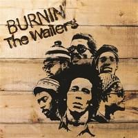 Burnin' (LP) by Bob Marley & The Wailers