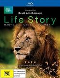 Life Story on Blu-ray