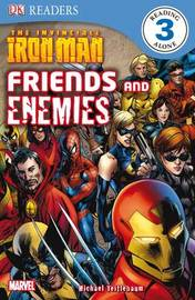 The Invincible Iron Man Friends and Enemies image