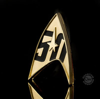 Star Trek - 50th Anniversary Replica Badge