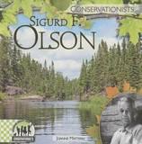 Sigurd F. Olson by Joanne Mattern