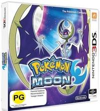 Pokemon Moon for Nintendo 3DS image