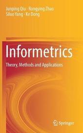 Informetrics by Junping Qiu