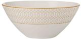 Maxwell & Williams Cashmere Nocturne Bowl 17cm White/Gold