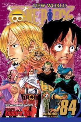 One Piece, Vol. 84 by Eiichiro Oda image