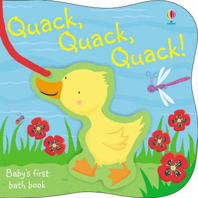 Quack, Quack, Quack by Fiona Watt