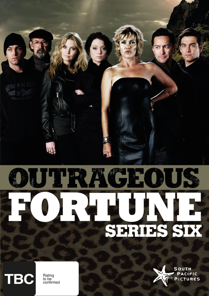 Outrageous Fortune - Series Six on DVD image