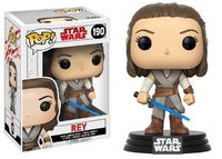 Star Wars: The Last Jedi - Rey Pop! Vinyl Figure