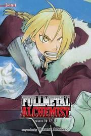 Fullmetal Alchemist (3-in-1 Edition), Vol. 6 by Hiromu Arakawa