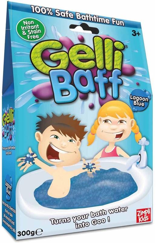 Gelli Baff - Blue Lagoon