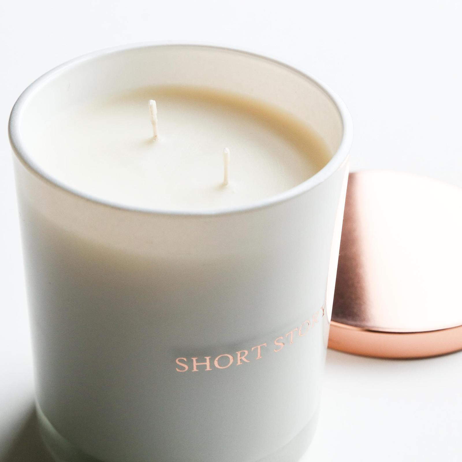Short Story: Triple Scented Soy Candle - Leonardo (Blackcurrant Bliss) image