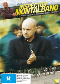 Inspector Montalbano - Vol 1 on DVD