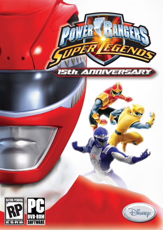 Power Rangers: Super Legends for PC Games image