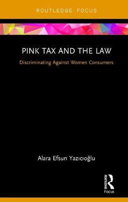 Pink Tax and the Law by Alara Efsun Yazicioglu image