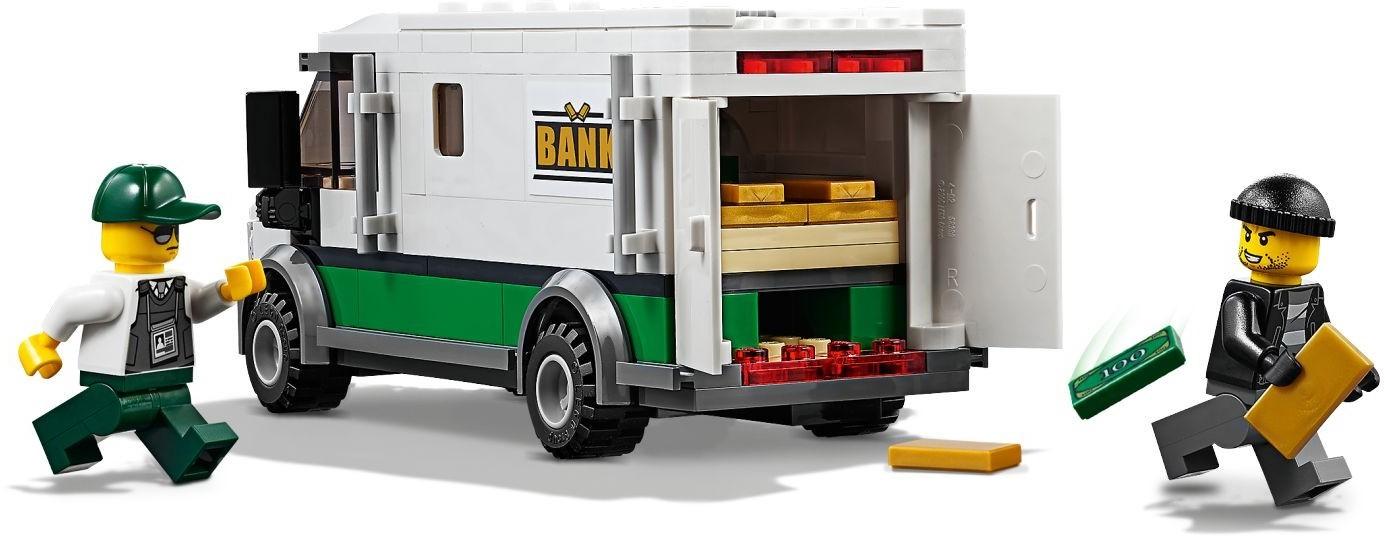 LEGO City - Cargo Train (60198) image