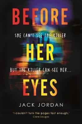 Before Her Eyes by Jack Jordan image
