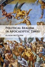 Political Realism in Apocalyptic Times by Alison McQueen image