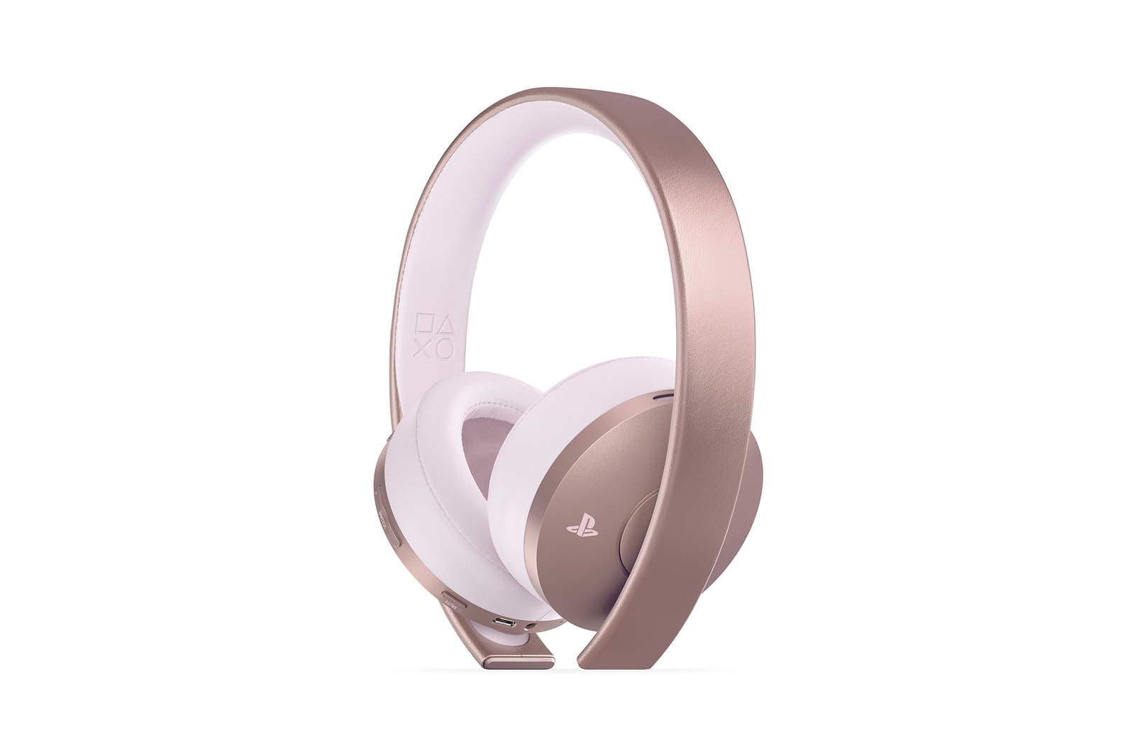 PlayStation Gold Wireless 7.1 Gaming Headset - Rose for PS4 image