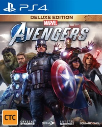 Marvel's Avengers Earth's Mightiest Edition for PS4