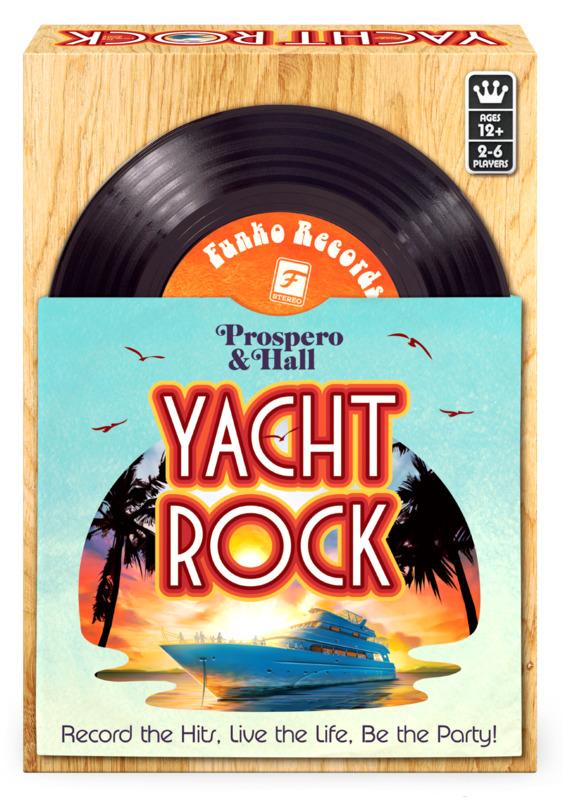 Yacht Rock - Card Game