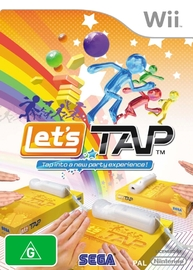 Let's Tap for Wii