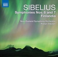 Symphonies Nos. 6 and 7 / Finlandia by Jean Sibelius