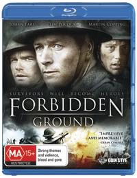 Forbidden Ground on Blu-ray