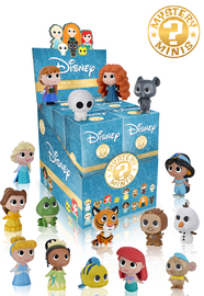 Disney Princesses Series - Mystery Minis Vinyl Figure (Blind Box)