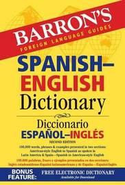 Barron's Spanish-English Dictionary