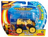 Blaze & the Monster Machines: Flip And Race Vehicle (Stripes )