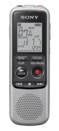 Sony: ICDBX140 Digital Voice Recorder (4GB)