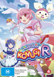 Nurse Witch Komugi-chan R - Complete Series (Subtitled Edition) on DVD