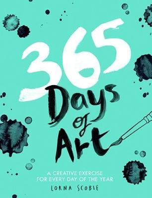365 Days of Art by Lorna Scobie