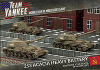 Team Yankee: ACACIA Heavy SP Howitzer Battery