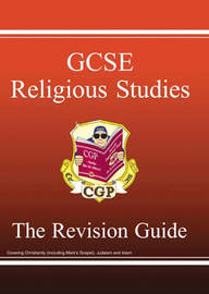 GCSE Religious Studies Revision Guide by CGP Books image