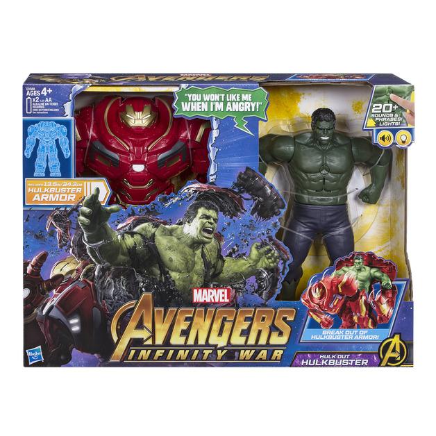 Avengers Infinity War: Hulk Buster