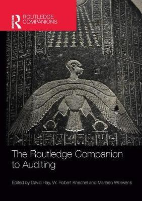 The Routledge Companion to Auditing image