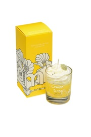 Bomb Cosmetics Piped Candle - Lemon Drop
