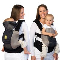Lillebaby: Complete Air-Flow Carrier - Grey image