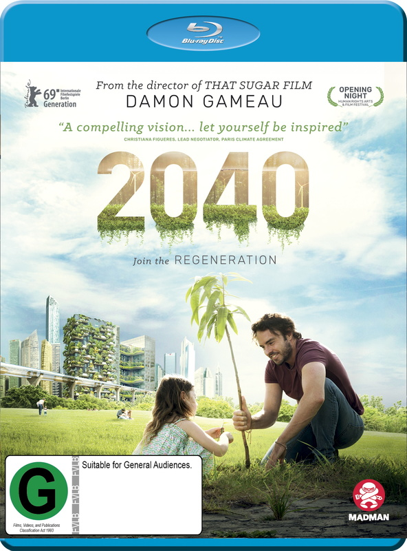 2040 on Blu-ray