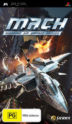 M.A.C.H.: Modified Air Combat Heroes for PSP