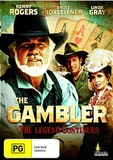 The Gambler 3: The Legend Continues DVD