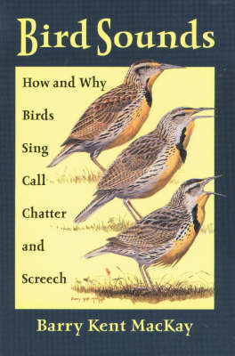 Bird Sounds by Barry Kent Mackay
