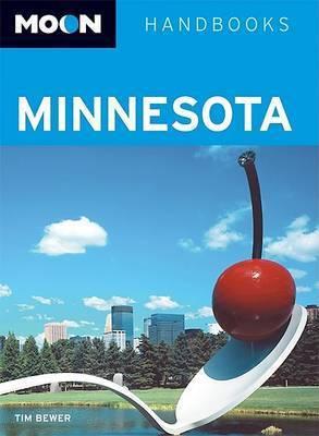 Moon Minnesota by Tim Bewer