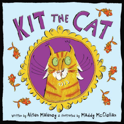 Kit the Cat by Alison Maloney