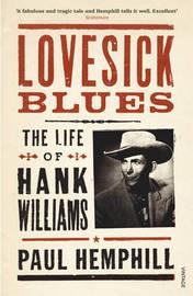 Lovesick Blues by Paul Hemphill image