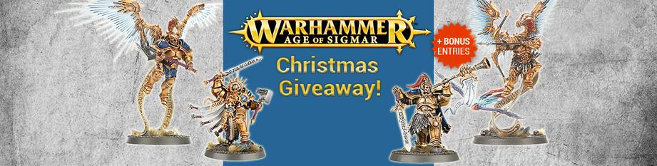 Win $2000 of Warhammer!
