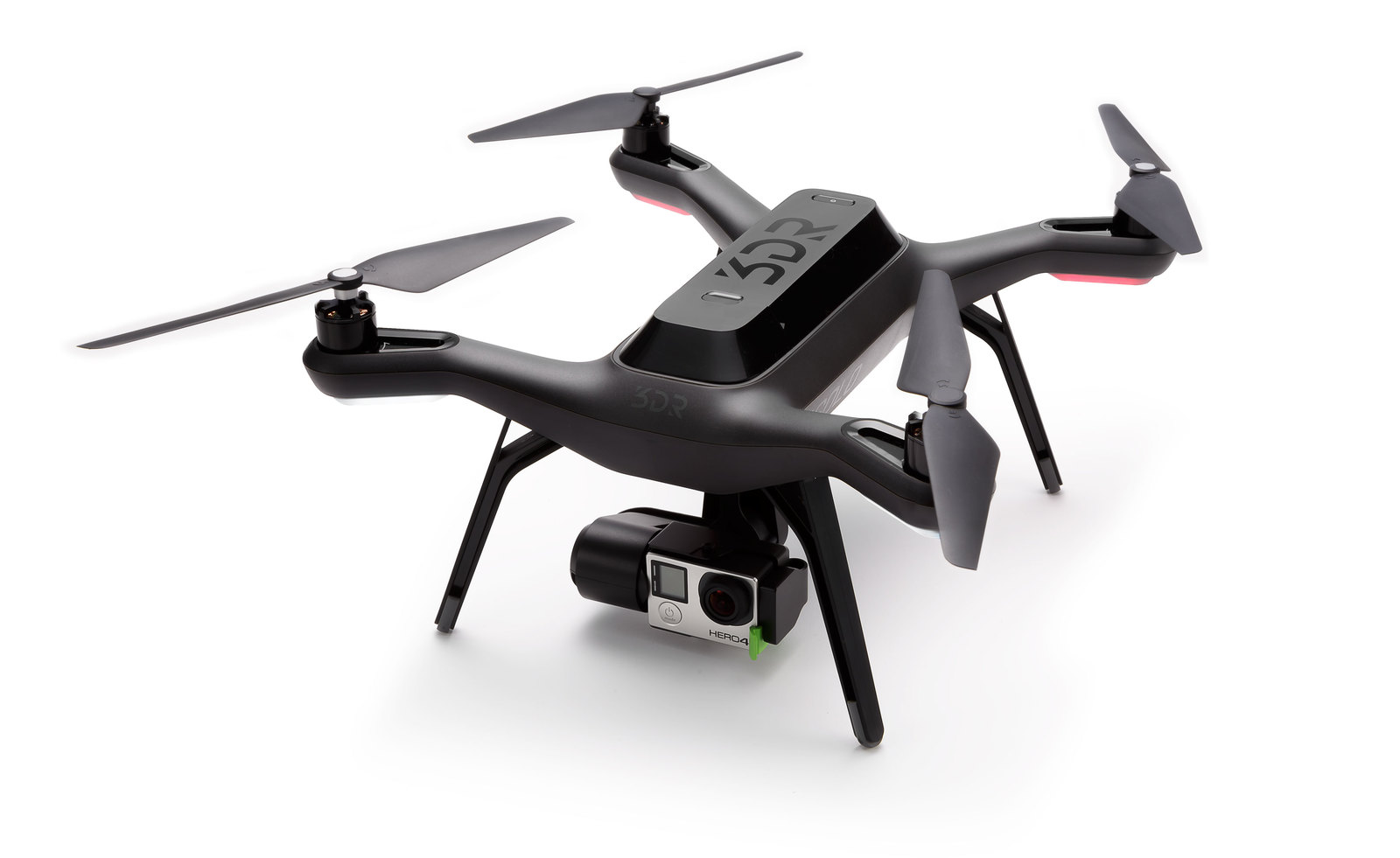 3DR Solo Aerial Drone Image