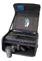 Playmax PS2 Carry Bag for PlayStation 2