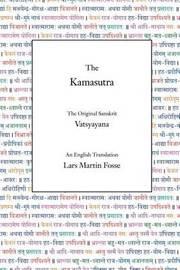 The Kamasutra by Vatsyayana